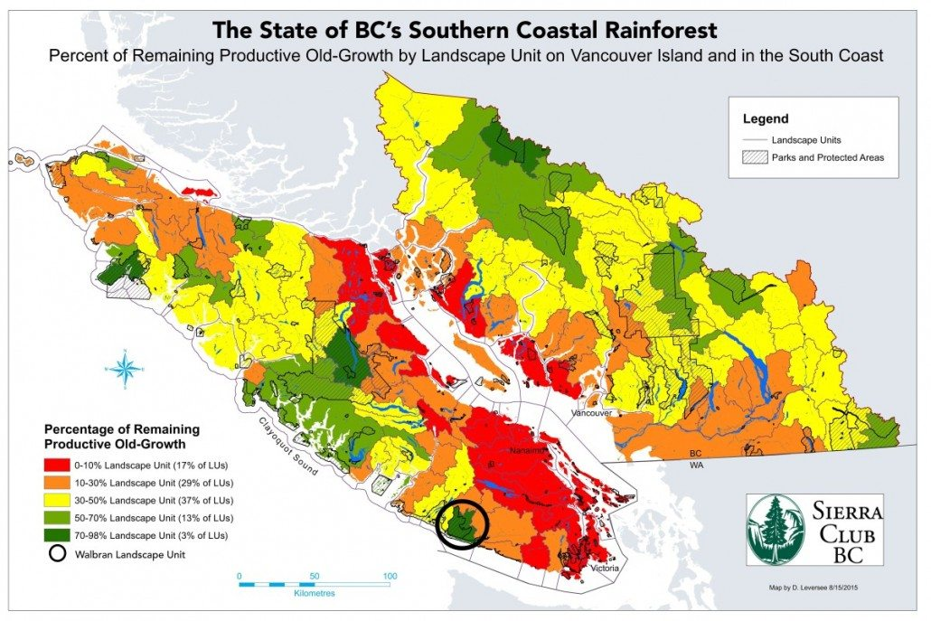 sierra bc rainforest at risk map oct 15 2015s