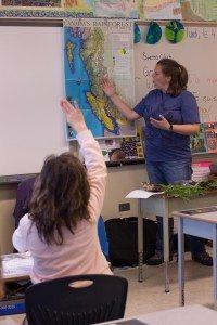 Kirsten Dallimore environmental educator