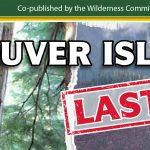 Vancouver Island's Last Stand newspaper_headline