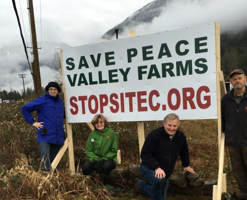 Save Peace Valley Farms