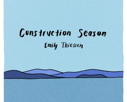 emily thiessen, construction season, web comic, comic, cartoon, tmx, trans mountain, pipeline, stop tmx, no tmx