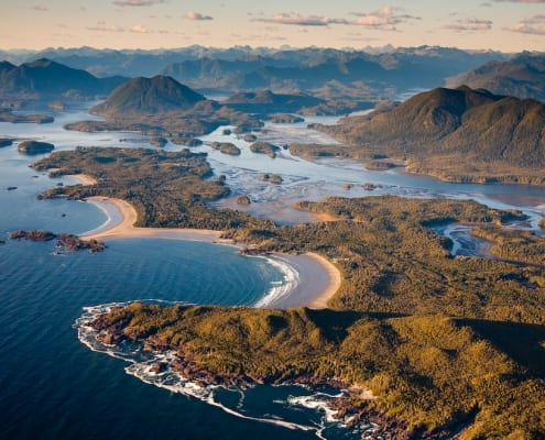 clayoquot sound, sierra club bc, 50 places
