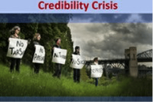Credibility Crisis