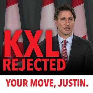 Keystone Trudeau