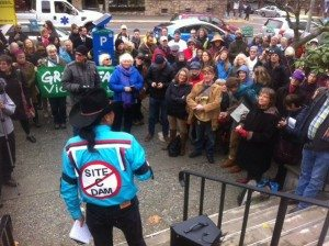 Site C rally nov 2015