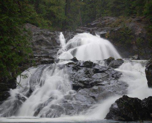 Walbran Waterfall
