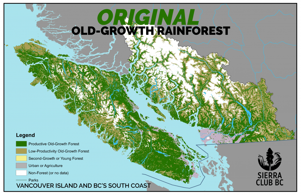 Original Old Growth