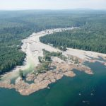 Mt Polley Dam Broken