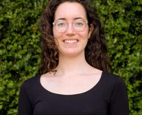 Mya Van Woudenberg, communications specialist, sierra club bc