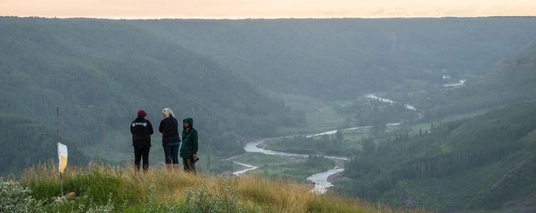 site c, louis bockner, peace river, peace river valley, 50 places, sierra club bc