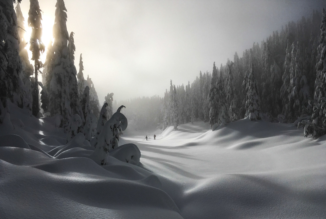 cypress bowl, british columbia, vancouver, snow, winter