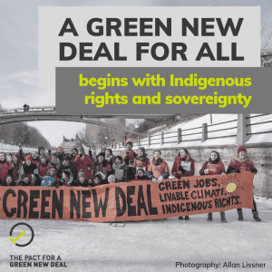 green new deal, gnd