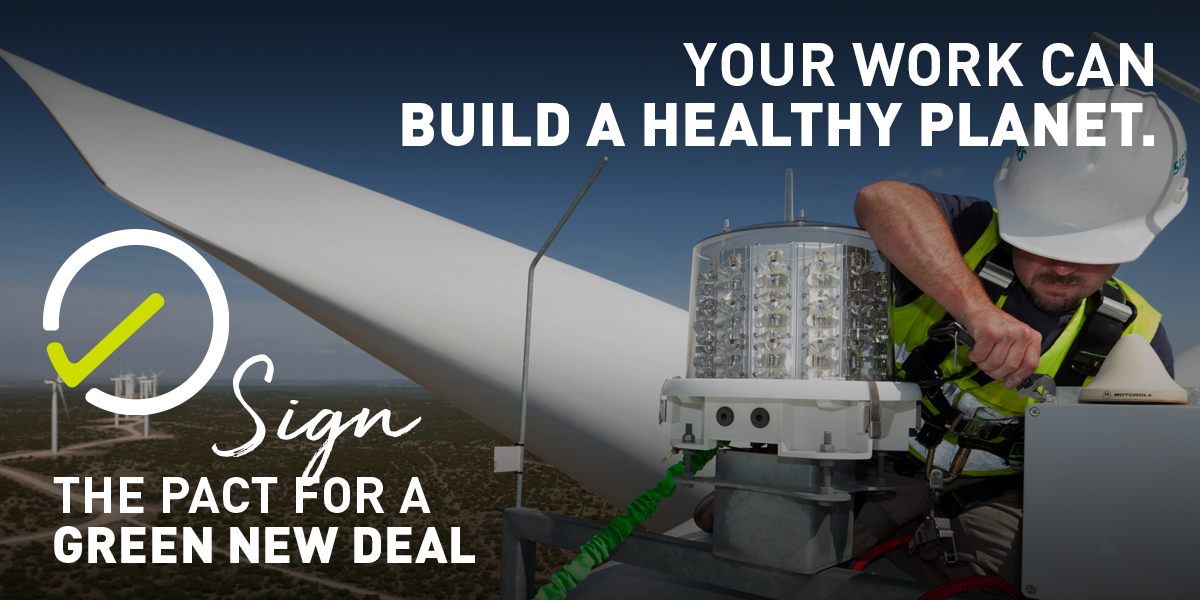 green new deal, gnd, green new deal pact