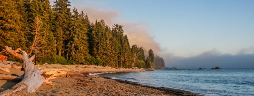 juan de fuca trail, juan de fuca, vancouver island, beach