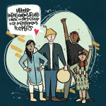 Just Recovery Principle 6: Uphold Indigenous rights and work in partnership with Indigenous peoples