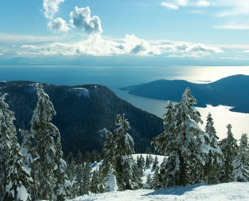 cypress bowl, british columbia, vancouver