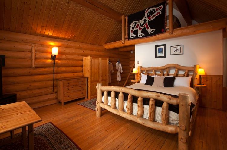 tweedsmuir park lodge, lodge, resort, great bear rainforest