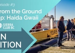 Haida Gwaii - Mission Transition podcast episode 3